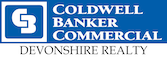 Coldwell Banker Commercial Devonshire Realty Logo